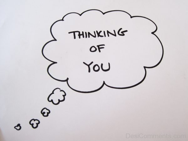 Thinking Of You Image