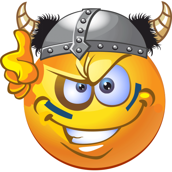 Picture: Viking Marauder Smiley