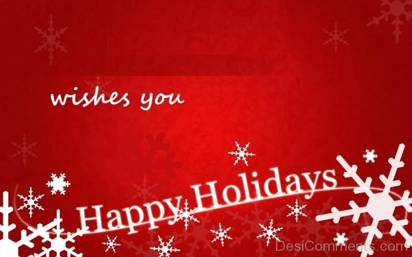 Wishes You Happy Holidays
