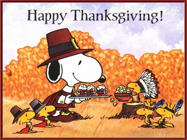 Picture: Wonderful Image Of Happy Thanksgiving