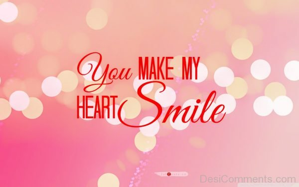 Picture: You Make My Heart Smile