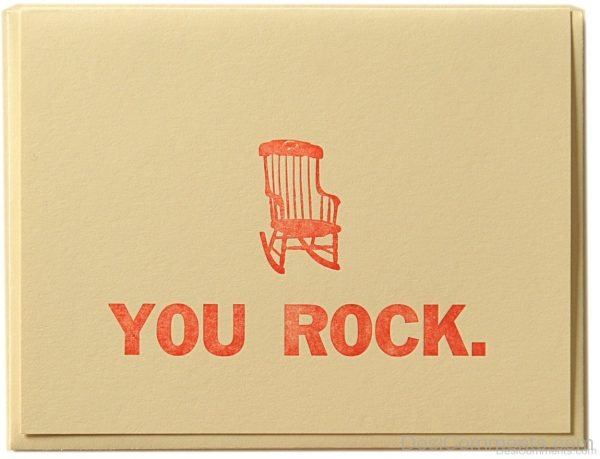 Picture: You Rock