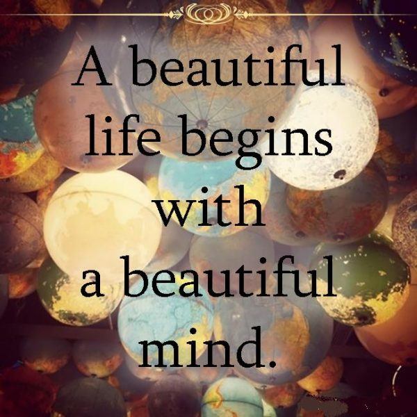 A Beautiful Life Begins A Beautiful Mind