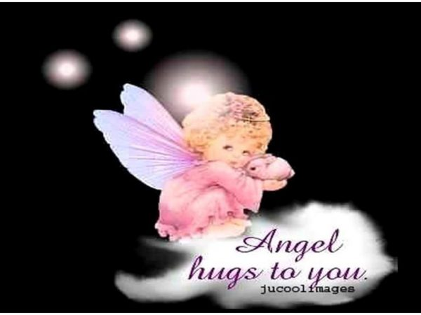 Picture: Angel hugs to you