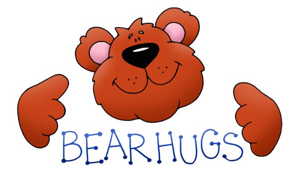 Picture: Bear hugs