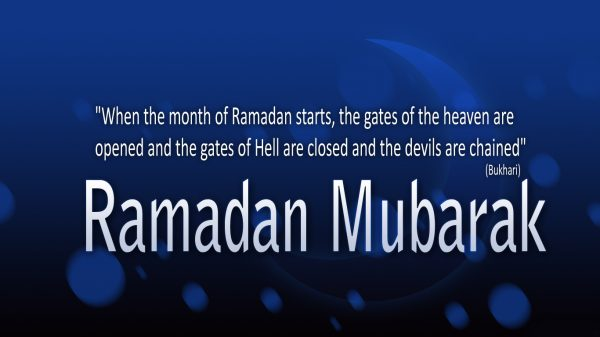Picture: Beautiful Image Of Ramadan