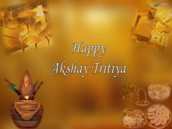 Best Wishes For Akshaya Tritiya