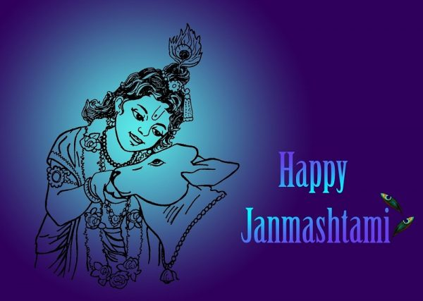 Brilliant Pic Of Happy Janmashtami !