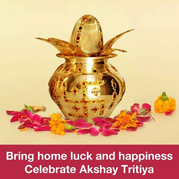 Picture: Bring Home Luck And Happiness Celebrate Akshaya Tritiya