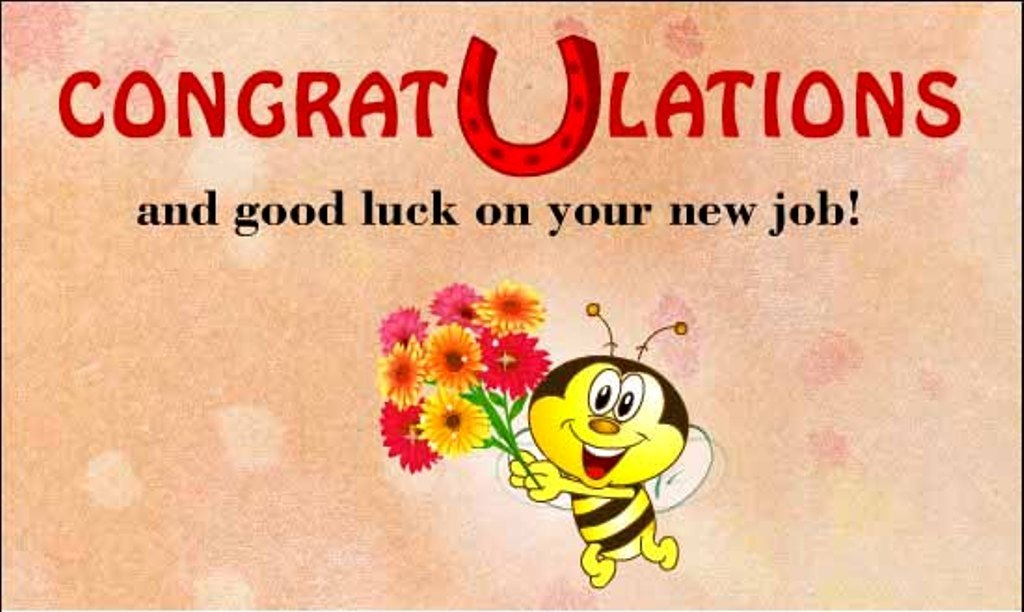 Congratulations and good luck on your new job desicomments congratulations and good luck on your new job thecheapjerseys Image collections