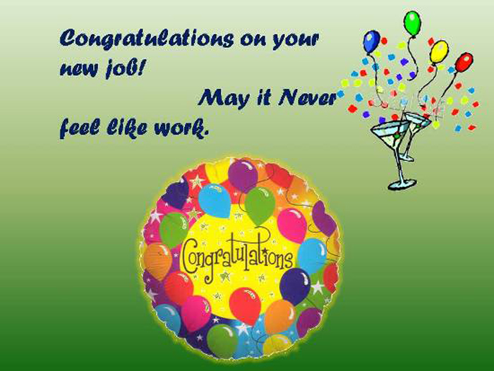 Congratulations Quotes New Job Position: New Job Pictures, Images, Graphics For Facebook, Whatsapp