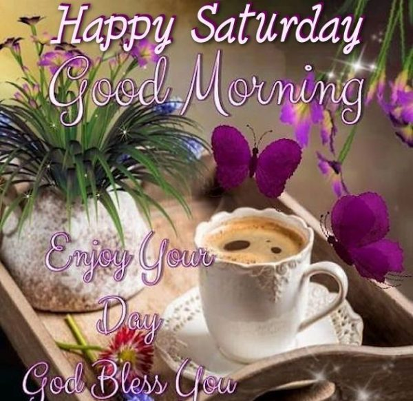 Enjoy Your Day God Bless You