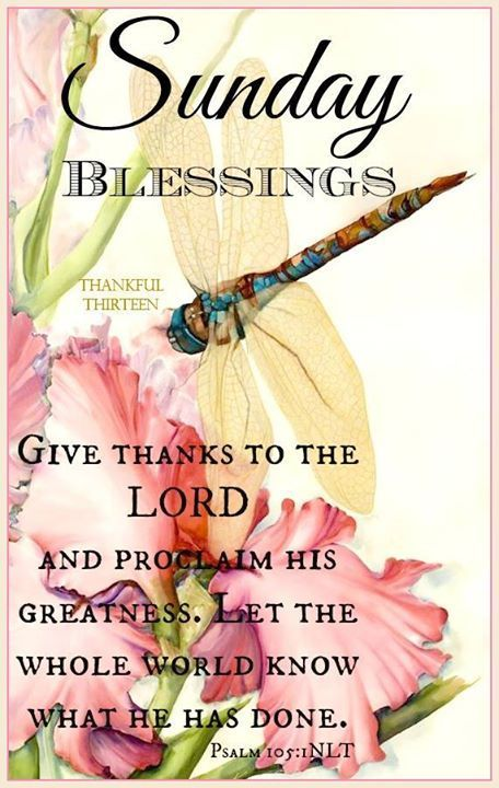 Give Thank To The Lord