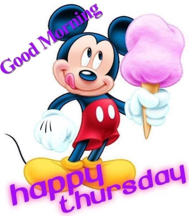 Good Morning Happy Thursday Image - DesiComments.com