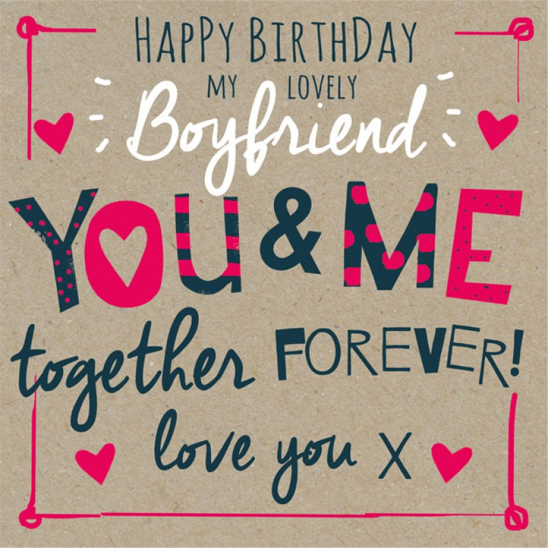 Happy birthday my lovely boyfriend desicomments