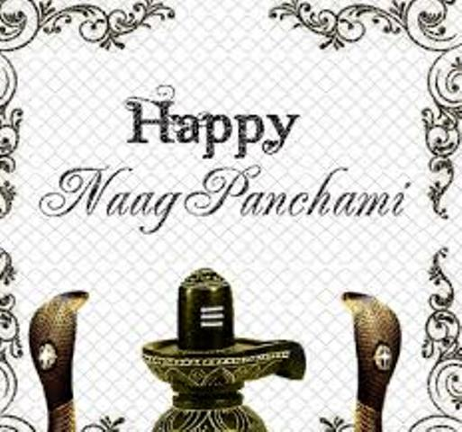 Happy Nag Panchami Photo