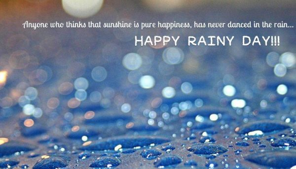 Happy Rainy Day!!!