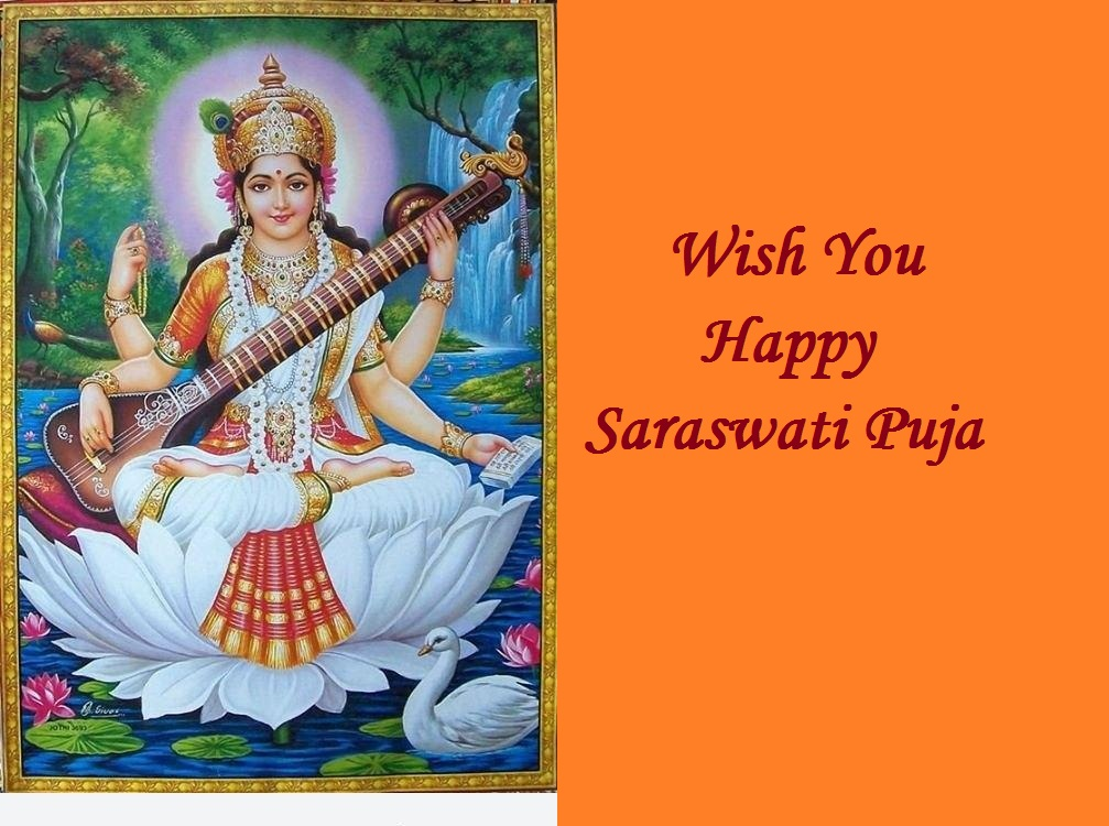 saraswati puja pictures images page