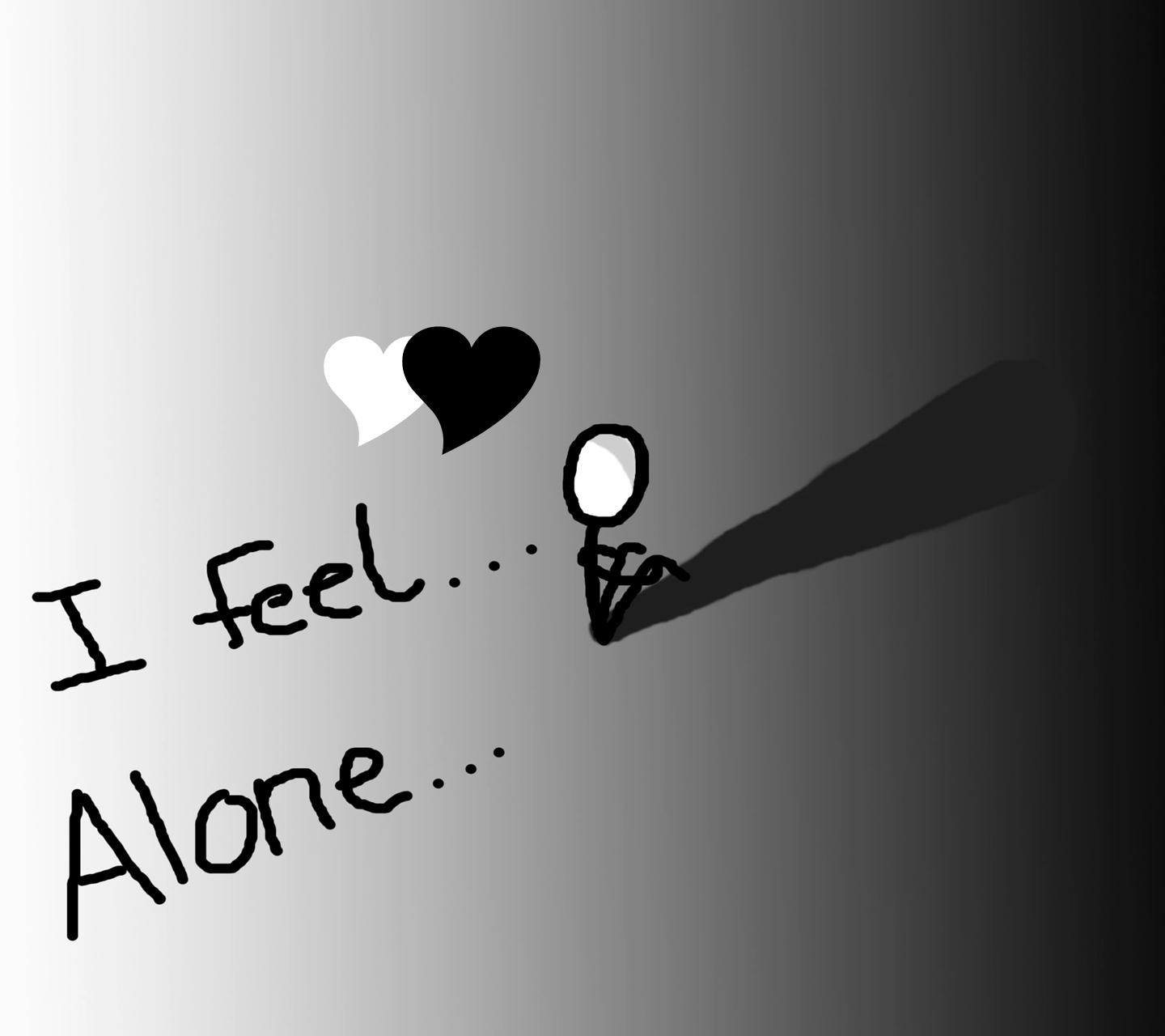 I Feel Alone Quotes Lonely Pictures Images Graphics For Facebook Whatsapp  Page 2