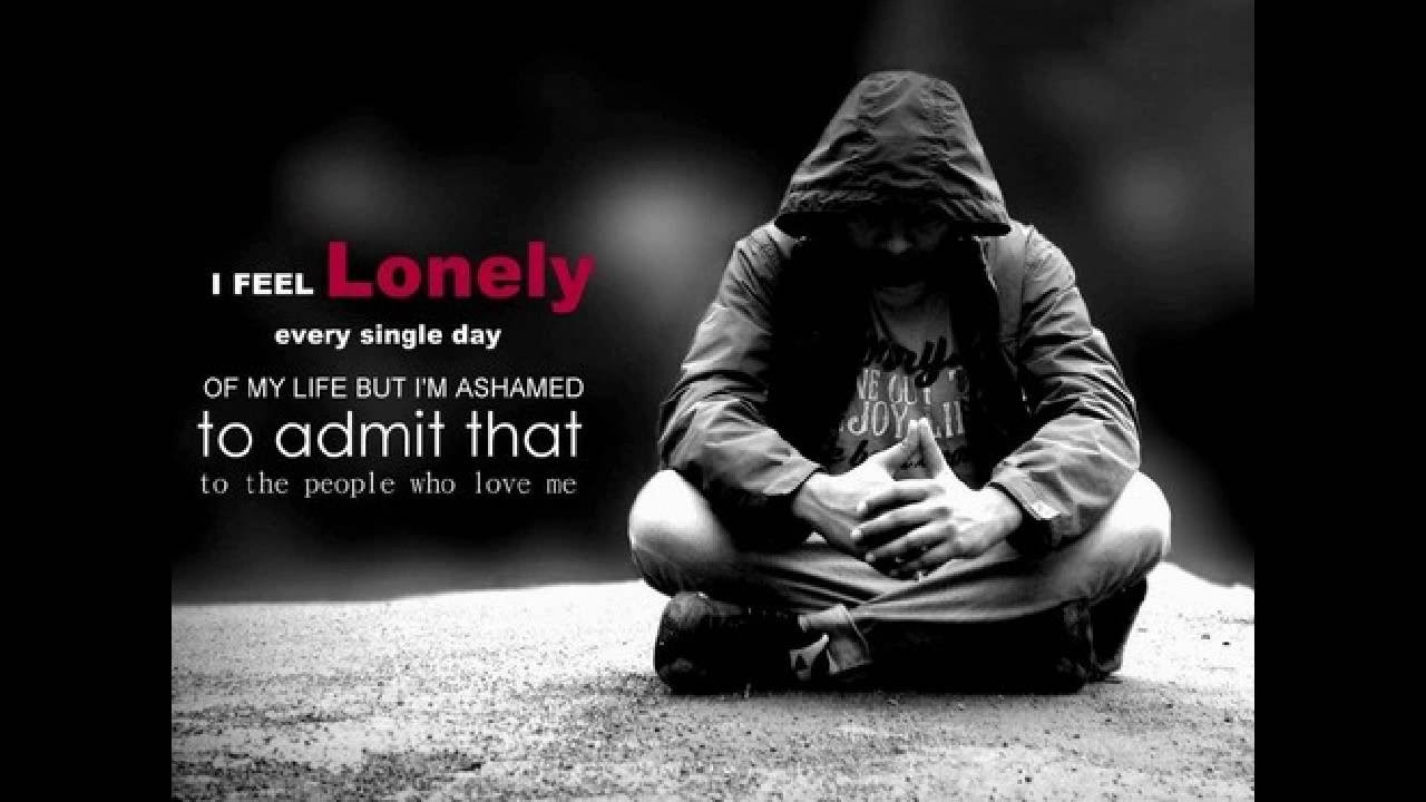 Quotes Feeling Sad And Alone: Lonely Pictures, Images, Graphics