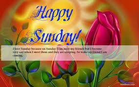 Image Of Happy Sunday