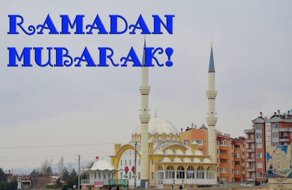 Picture: Image of Ramadan Mubarak