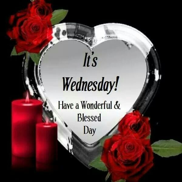 Its Wednesday Have A Wonderful And Blessed Day Desicommentscom