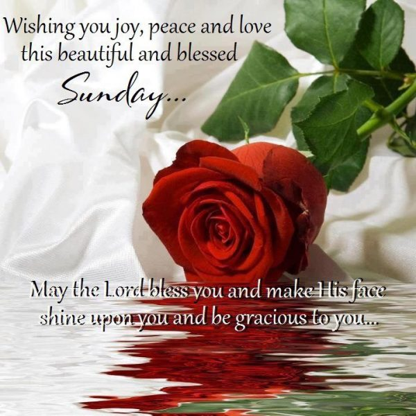 May The Lord Bless You !