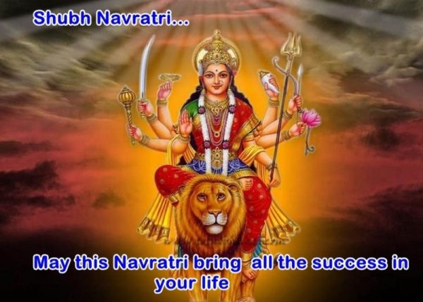May This Navratri Bring All The Success In Your Life