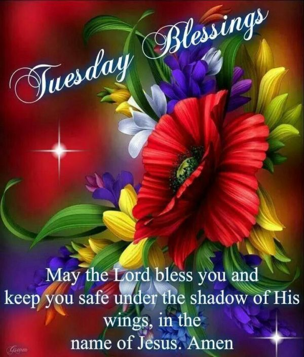 May the lord bless you and keep you safe