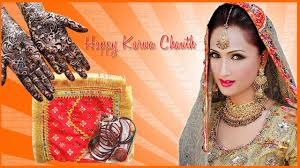 Pic of happy Karva Chauth