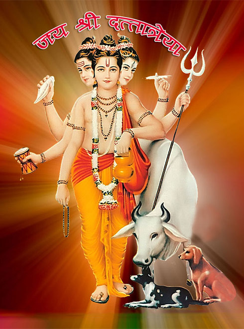Picture: Picture Of Dattatreya Jayanti