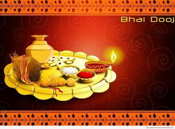 Picture Of Happy Bhai Dooj