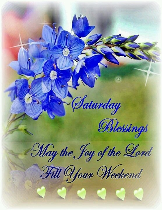 Picture: Saturday Blessings !!