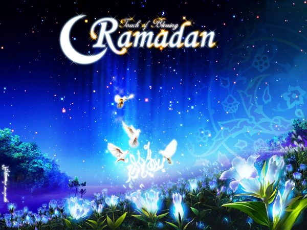 Touch Of Blessing Ramadan Mubarak