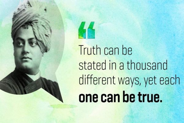 Truth Can Be Stated In A Thousand Different Ways