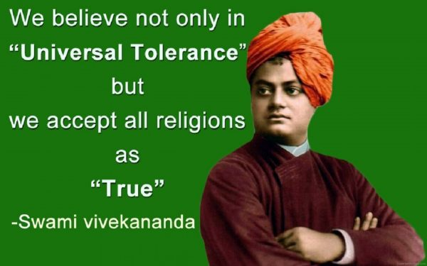 We Accept All Religions