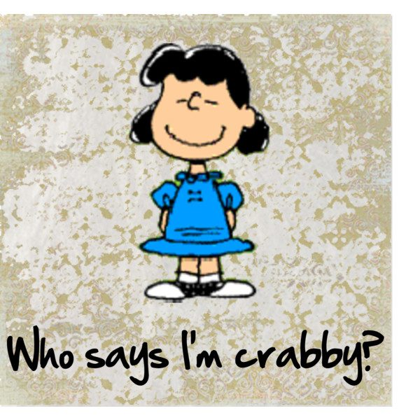 Picture: Who Says I'm Crabby