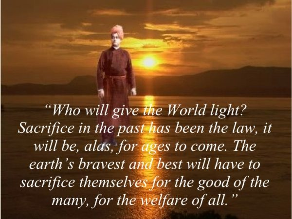 Who Will Give The World Light