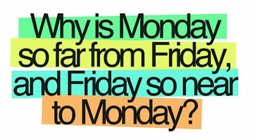 Monday pictures images graphics why is monday so far m4hsunfo