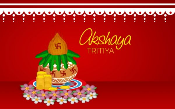 Wishes For Akshaya Tritiya