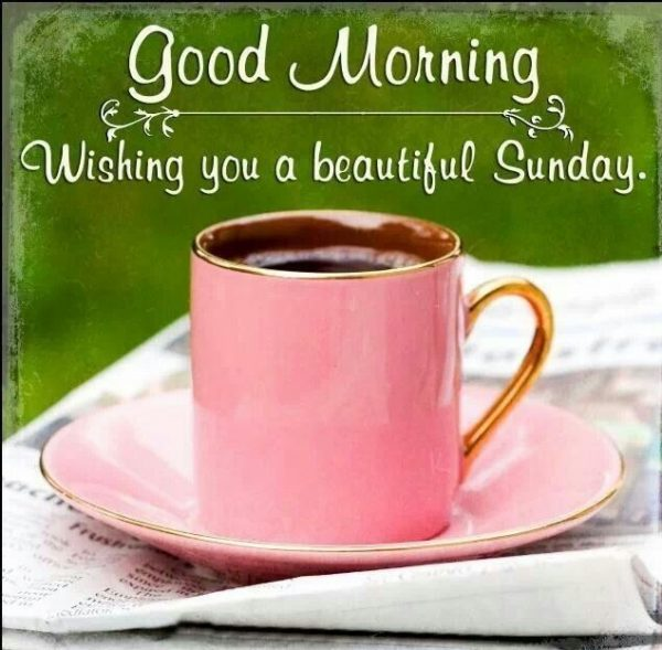 Wishing You A Beautiful Sunday !