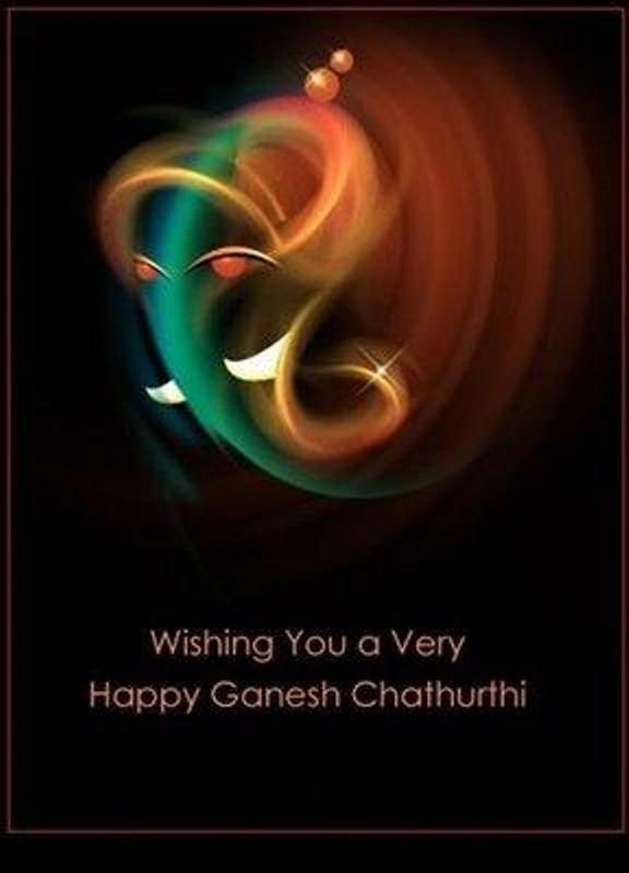 Wishing You A Very Happy Anant Chaturdashi