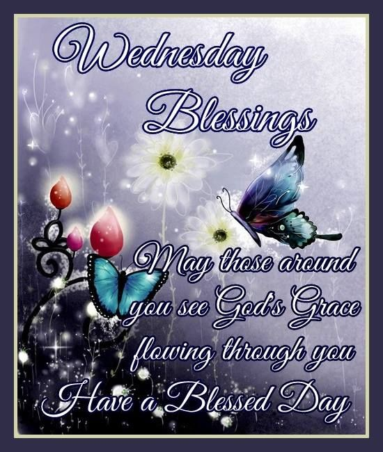 You Have A Blessed Day