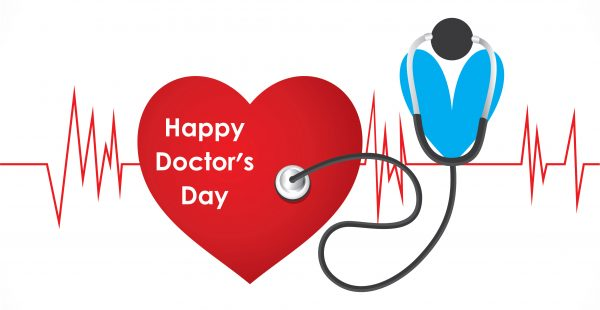 National Doctor Day - 1 July  IMAGES, GIF, ANIMATED GIF, WALLPAPER, STICKER FOR WHATSAPP & FACEBOOK