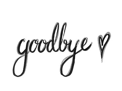Goodbye Nice Pic