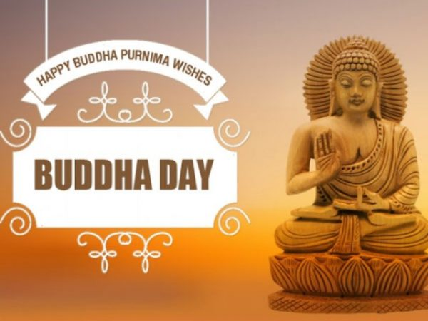 Picture: Happy Buddha Purnima Wishes Buddha Day