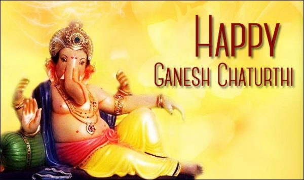 Happy Ganesh Chaturthi Pic