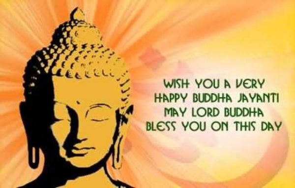 May Lord Buddha Bless You