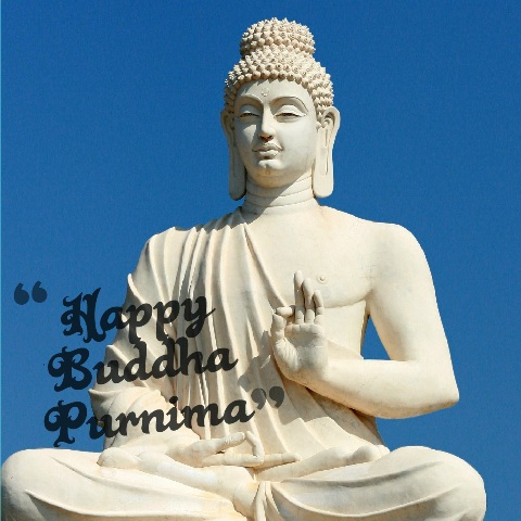 Picture Of Happy Buddha Purnima